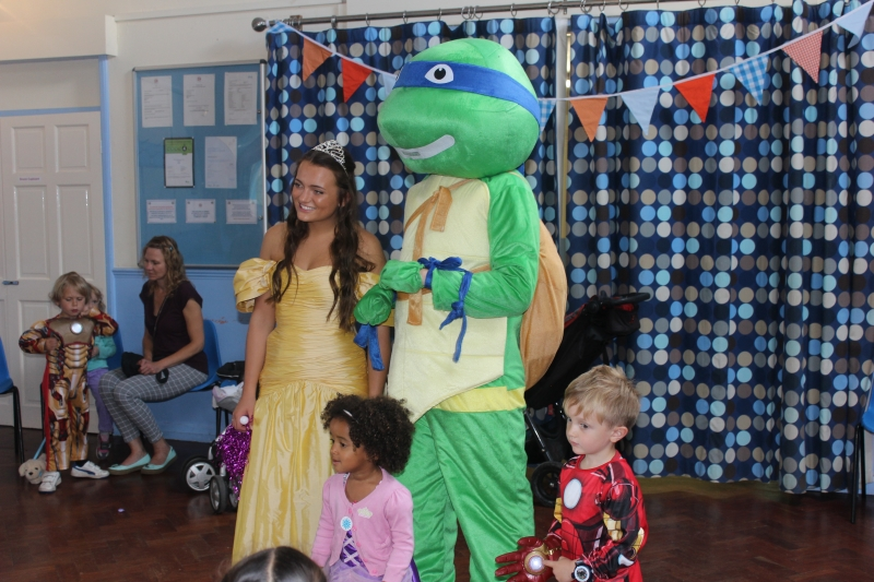 Princess & Superhero Party Bristol